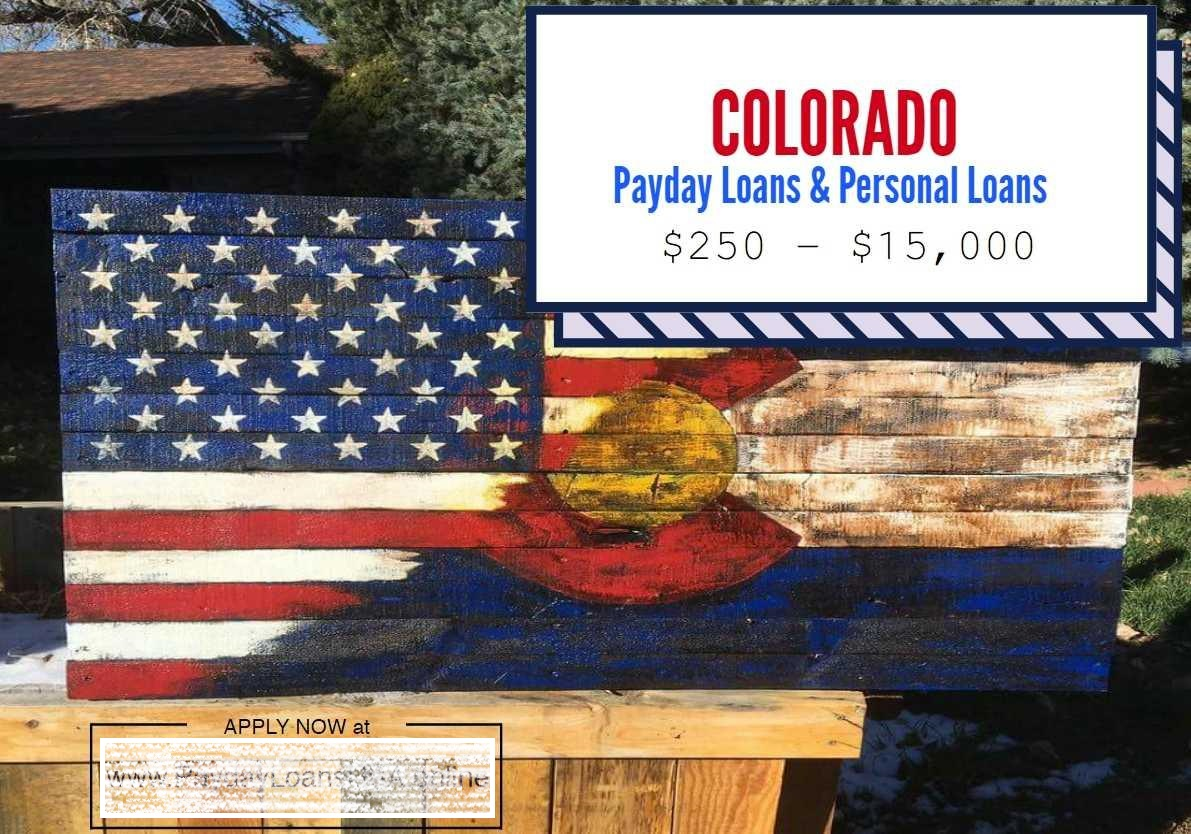 Colorado CASH ADVANCE - Payday Loans & Personal Loans